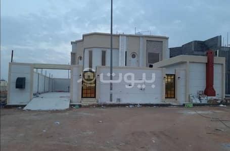 4 Bedroom Villa for Sale in Hail, Hail Region - Two Floors Internal Staircase Villa For Sale In Al Nisiyah, Hail