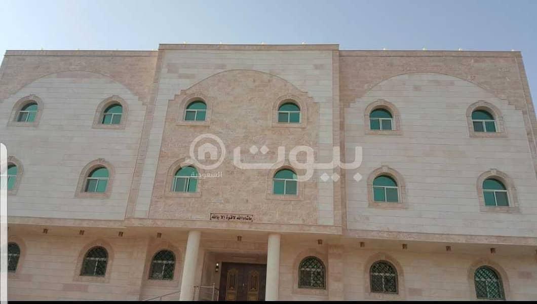 New Residential Building For Rent In Al Nwwariyah, Makkah