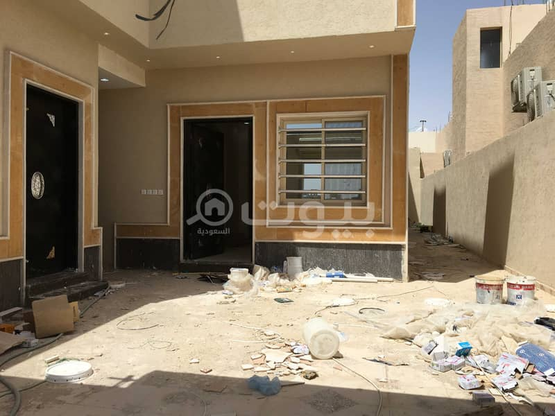 Villa with an apartment for sale in Bader District, Al Duwadimi