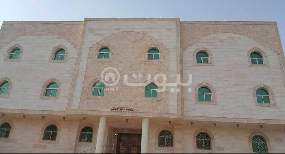 Spacious Second floor apartment for rent in Al Nwwariyah, Makkah