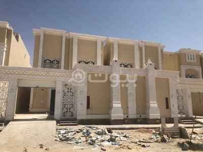 5 Bedroom Villa for Sale in Riyadh, Riyadh Region - Duplex Villa   300 SQM for sale in Al Mousa, West of Riyadh