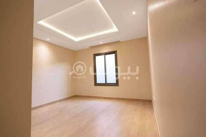 شقة دور أول في فيلا مودرن للبيع بحي الازدهار، شرق الرياض