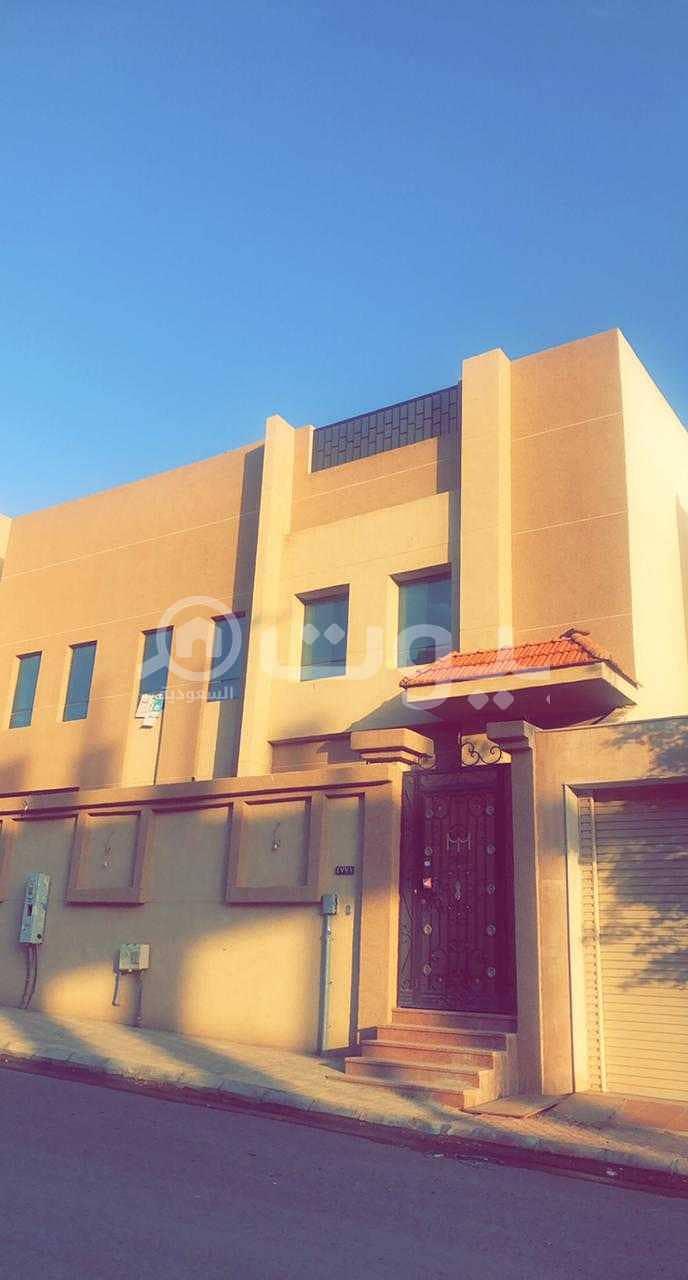 Villa for sale in the system of apartments in Al ranuna, Madina