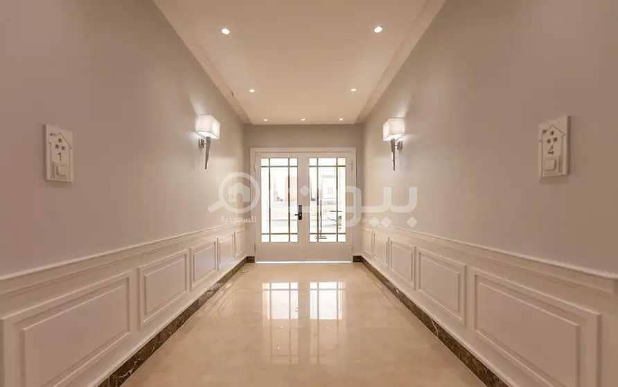 Luxury apartments For sale in Al Aqiq, north of Riyadh