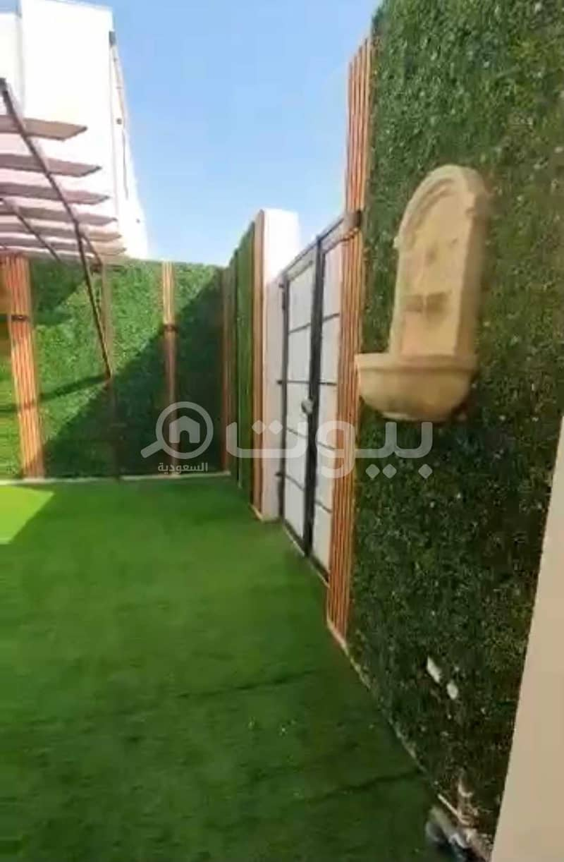 Luxurious floor with park for sale in Al Difa, Madina