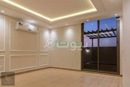 3 Bedroom Apartment for Sale in Riyadh, Riyadh Region - Spacious Apartment for sale in Al Malqa, north of Riyadh - Al Ramz Project 15