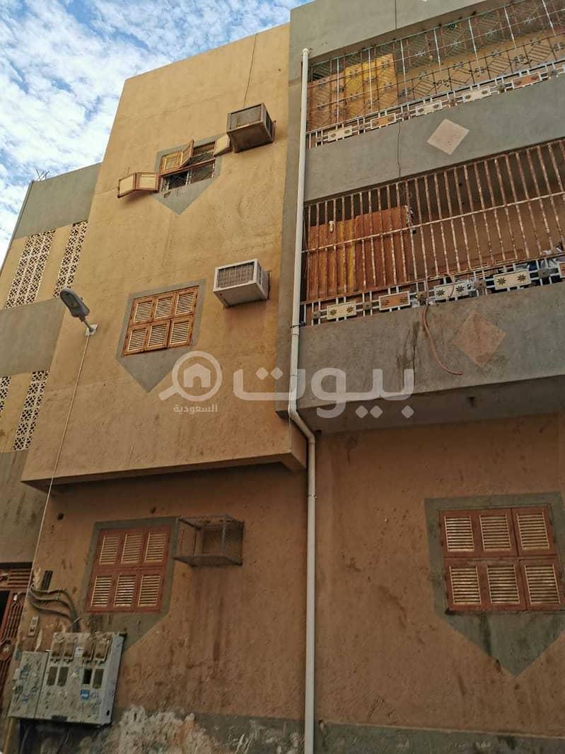 عمارة سكنية للبيع في المغيسلة، المدينة
