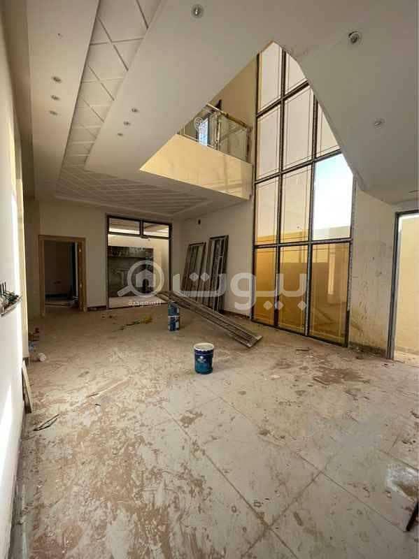 فلل مودرن   ضمانات شاملة للبيع بحي اليرموك، شرق الرياض