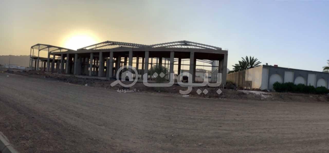 قصر أفراح للبيع في الدويخلة، المدينة المنورة