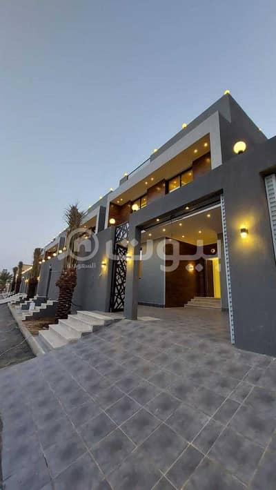 6 Bedroom Villa for Sale in Jeddah, Western Region - Modern Detached Villa For Sale In Al Lulu, North Jeddah