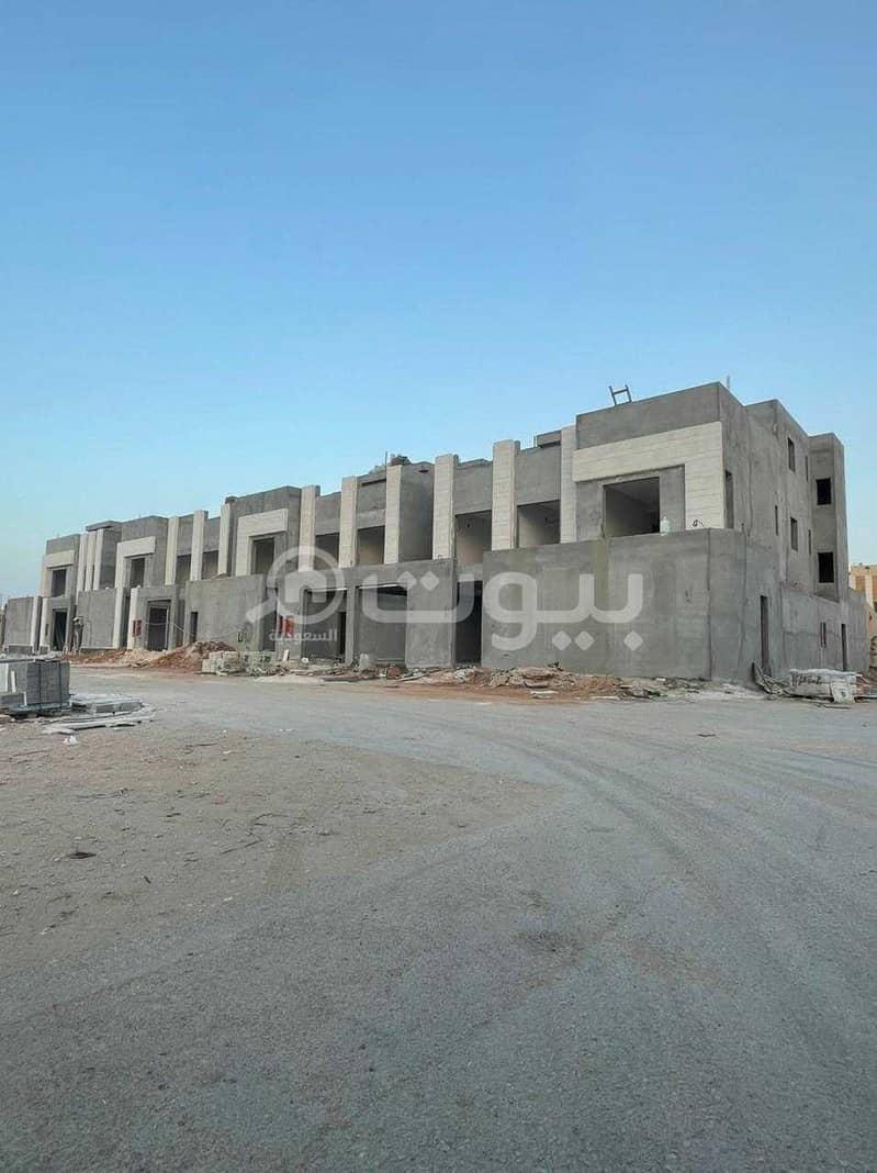Luxury villas in Al Munsiyah district, east of Riyadh