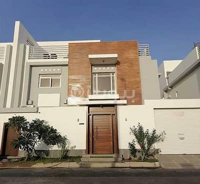 فیلا 8 غرف نوم للبيع في جدة، المنطقة الغربية - فيلا للبيع في حي الأمواج، شمال جدة