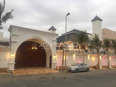 قصر 6 غرف نوم للبيع في جدة، المنطقة الغربية - قصر فاخر مع مسبح للبيع في أبحر الشمالية، شمال جدة