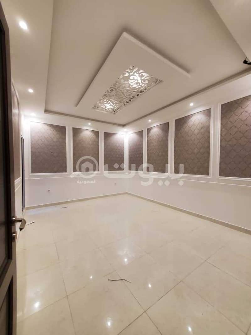 2-Floor Villa and an apartment for sale in Taiba District, North of Jeddah