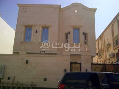 فیلا 6 غرف نوم للايجار في جدة، المنطقة الغربية - فيلا دورين وملحق مع مسبح للإيجار في حي طيبة (الرحيلي)، شمال جدة