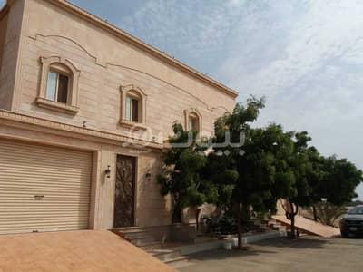 فیلا 5 غرف نوم للبيع في جدة، المنطقة الغربية - للبيع فيلتين دوبلكس في حي اللؤلؤ أبحر الشمالية، شمال جدة