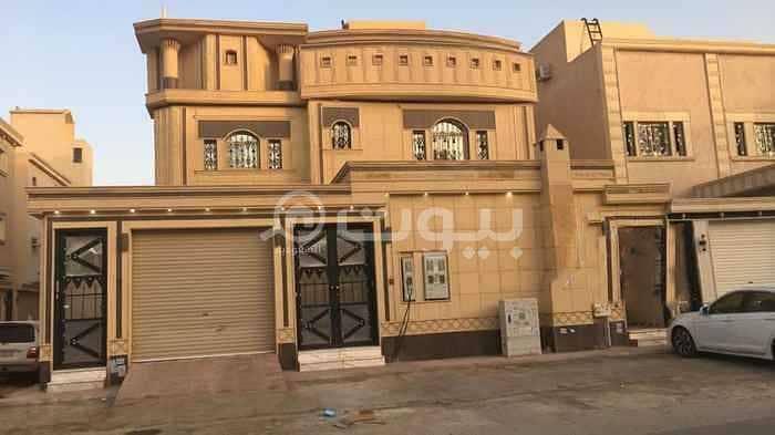 Villa for sale in Al Rimal, East Riyadh