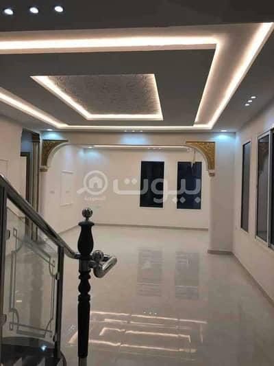 5 Bedroom Villa for Sale in Riyadh, Riyadh Region - Villa staircase hall and 2 apartments for sale in Al Rimal, East Riyadh
