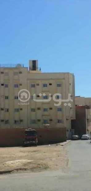 عمارة سكنية للبيع في الظاهرة، المدينة المنورة