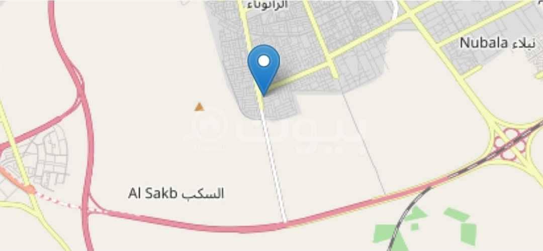 Residential building for sale in Al Ranuna district, Madina