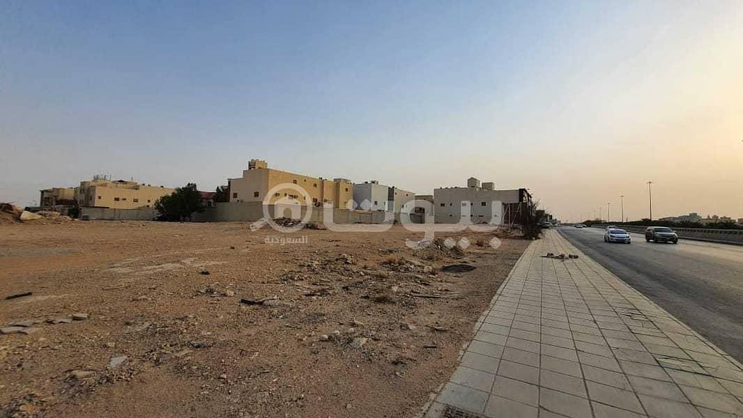 Commercial land 2340 SQM in Al Badiah, West Of Riyadh