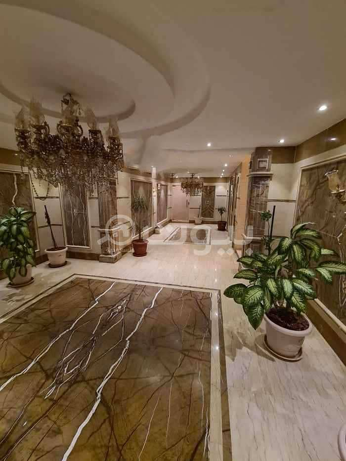 Apartment for sale in Al Salamah neighborhood, north of Jeddah   6 BR