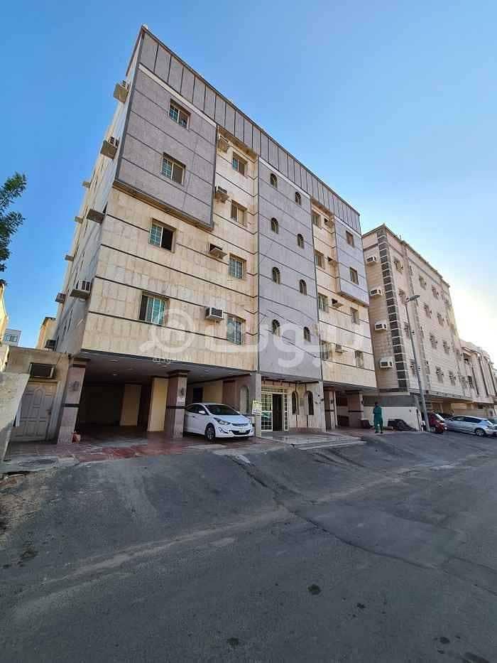 Apartment for rent in Ayman Bin Hazim Street Al Bawadi District, North Jeddah