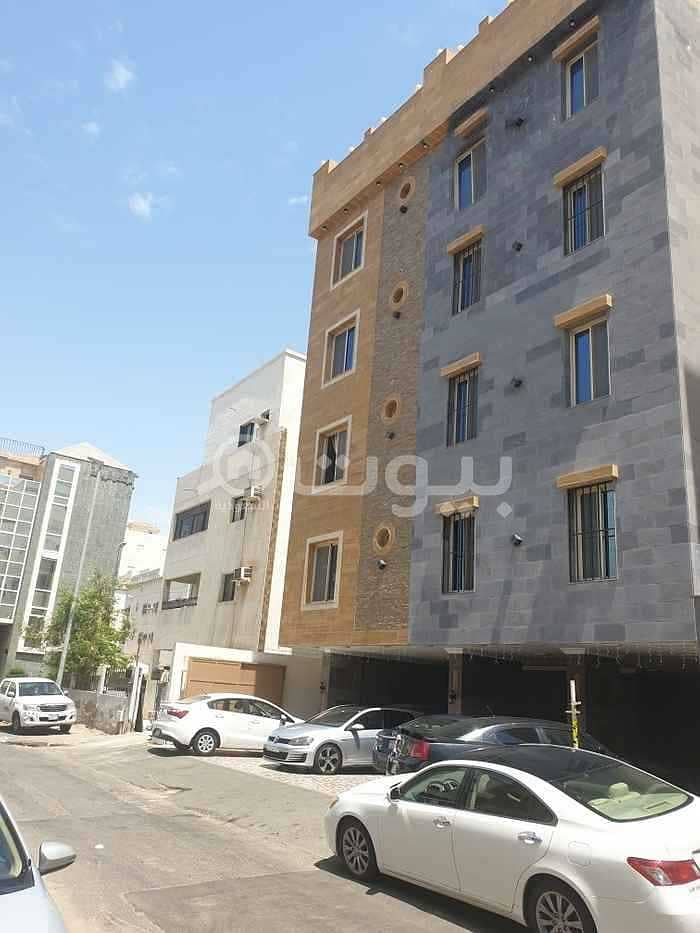 new family apartment for rent in Al Rawdah, North of Jeddah
