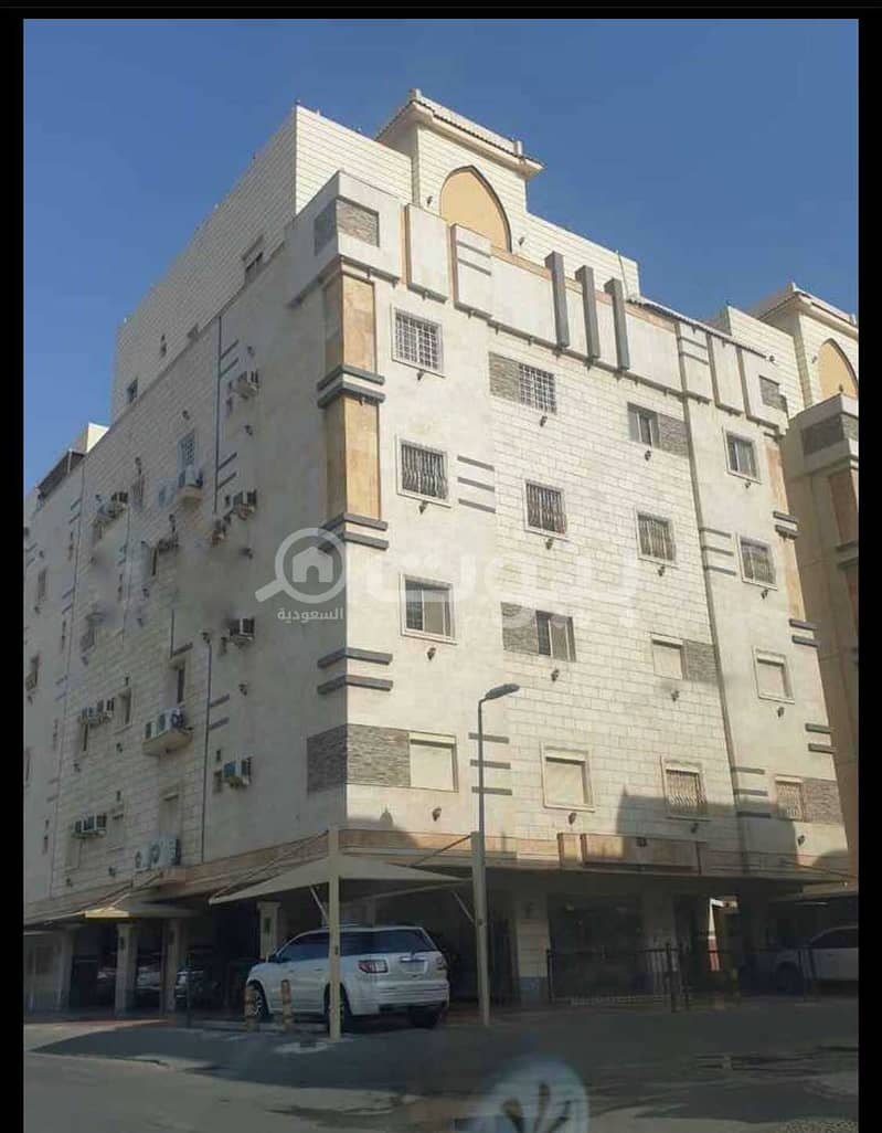 Apartment for sale in Al Salamah, north of Jeddah