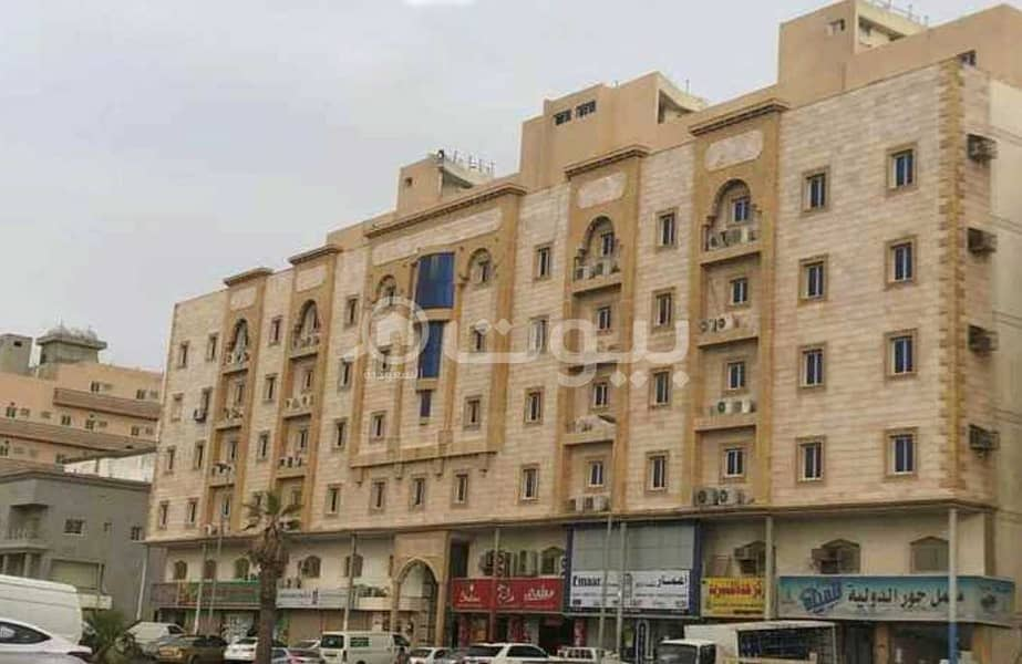 Singles apartment for rent in Al Marwah, North of Jeddah