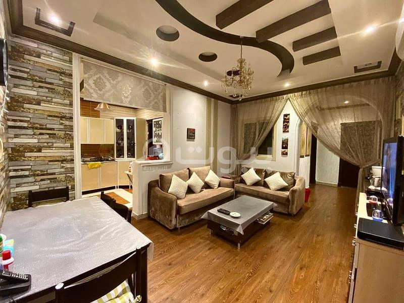 Luxury apartment for sale in Al Salamah, North Jeddah| 135 sqm