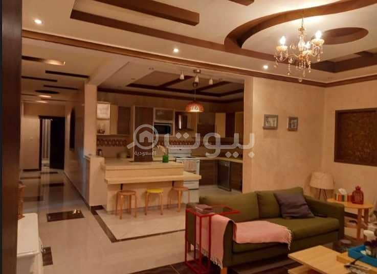Spacious Apartment for sale in Al Salamah, North of Jeddah