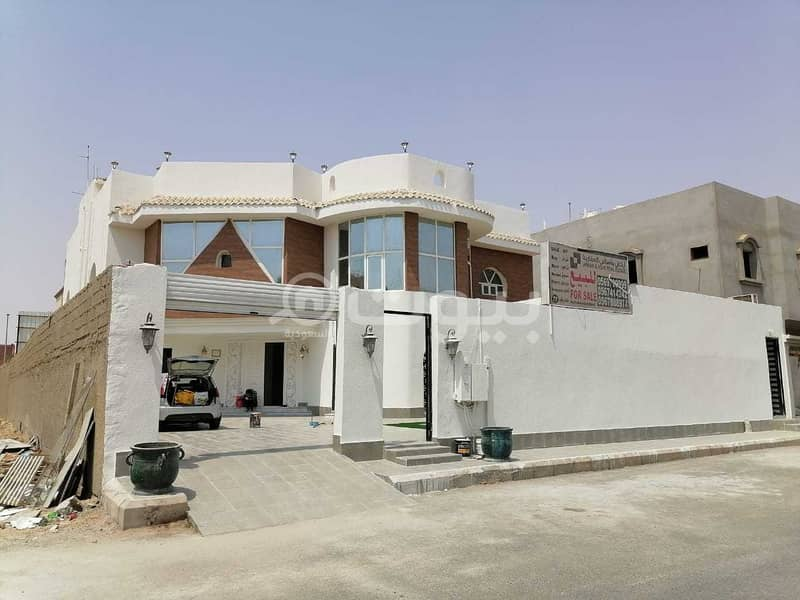 Villas and 2 apartments in Taiba District, North of Jeddah