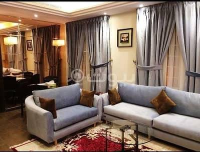 1 Bedroom Flat for Rent in Riyadh, Riyadh Region - New fully furnished cozy apartment in Al Sulimaniyah, North Of Riyadh