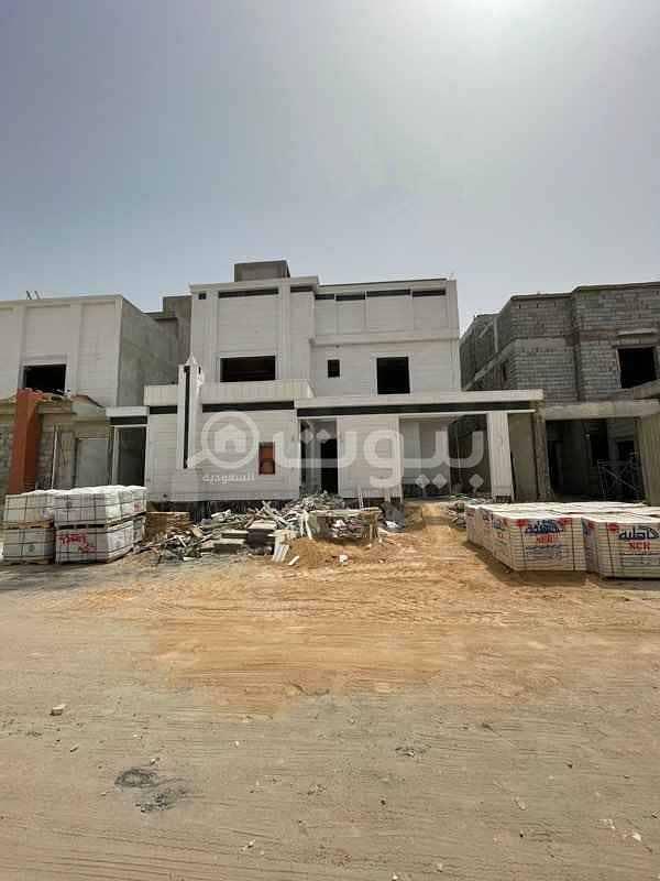 For sale villa in Tuwaiq neighborhood in the west of Riyadh   330 sqm