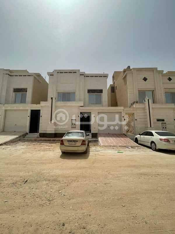 Villa for sale in Tuwaiq neighborhood, west of Riyadh