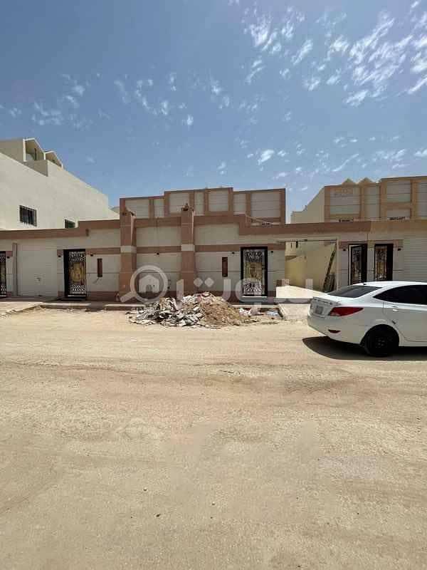 Distinctive 350 m2 villa for sale in Tuwaiq district, west of Riyadh