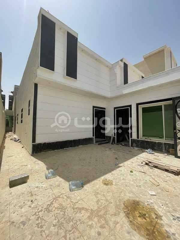Distinctive villa for sale in Tuwaiq neighborhood, west of Riyadh
