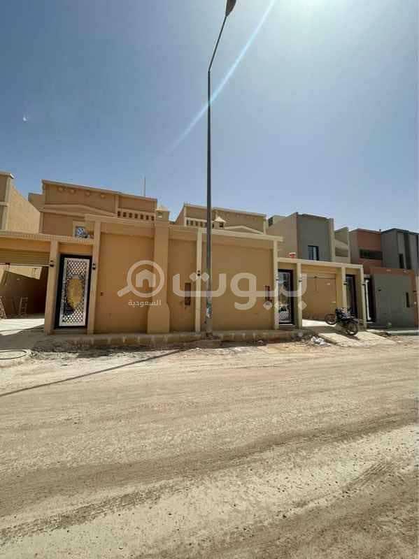 Modern villa for sale in Tuwaiq, West Riyadh