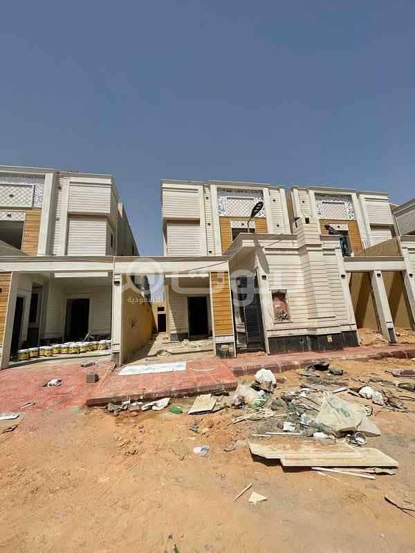 Distinctive 300 m2 villa internal staircase for sale in Tuwaiq district, west of Riyadh