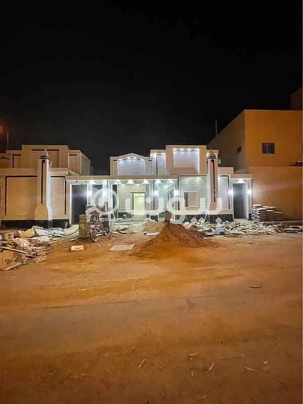 For Sale Villa In Tuwaiq, West Riyadh