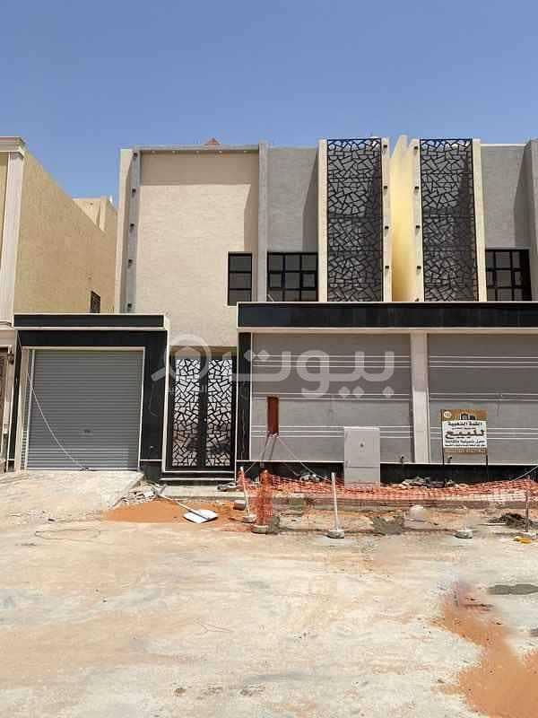 Villa 200 sqm for sale in Al Mahdiyah district, west of Riyadh