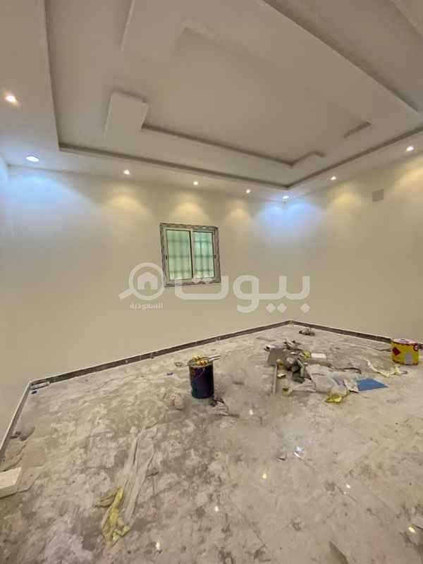 Villa with 2 apartments for sale in Al Mahdiyah district, west of Riyadh