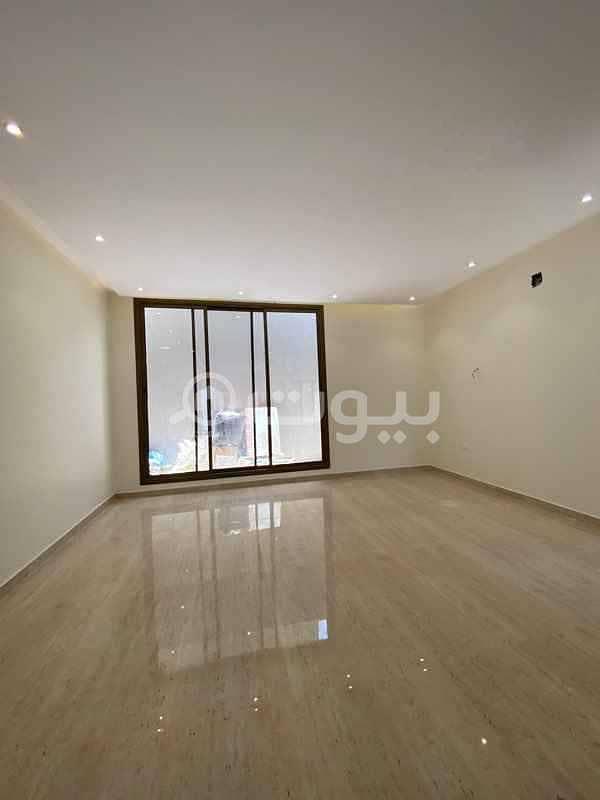 Villa for sale in Al Mahdiyah district, west of Riyadh   with annex