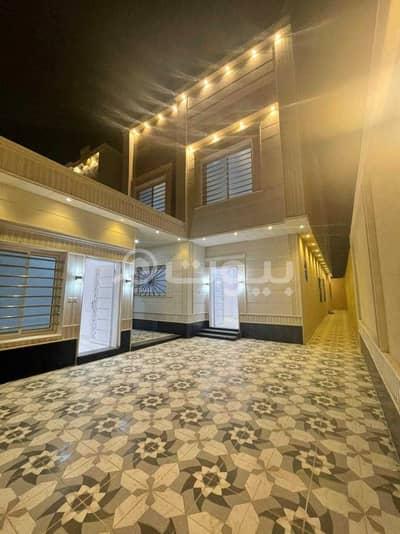5 Bedroom Villa for Sale in Riyadh, Riyadh Region - Duplex villa for sale in Tuwaiq district, west of Riyadh
