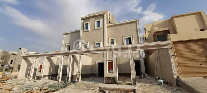 3 Bedroom Floor for Sale in Riyadh, Riyadh Region - Floors for sale in Dhahrat Namar neighborhood, west of Riyadh