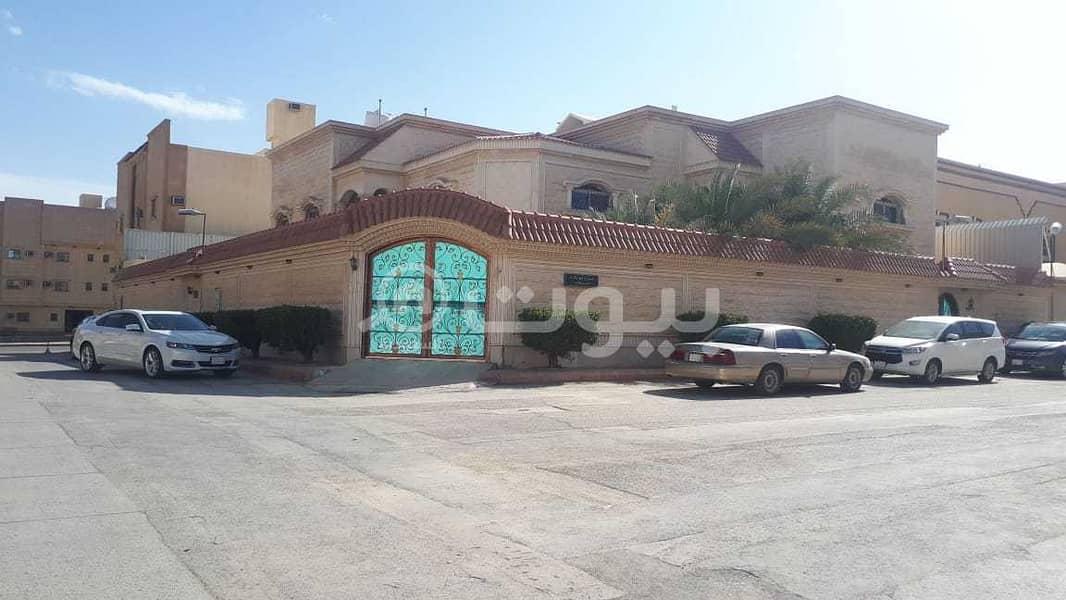 قصر فاخر زاوية للبيع مع ملحقين خارجين في غرناطة، شرق الرياض