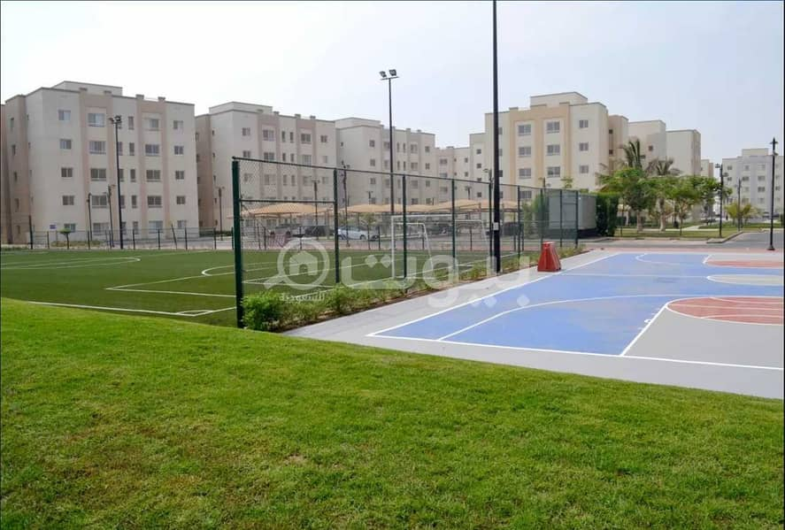 New furnished apartment for rent in King Abdullah Economic City, Western Region