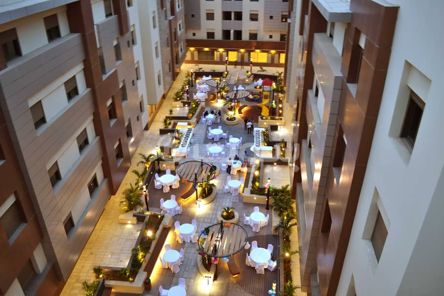 Luxury Apartment For Rent In Al Shati, North Jeddah