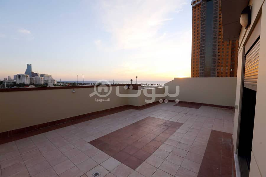 Luxurious studio for rent with a wonderful view in Al Shati, North Jeddah
